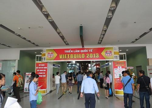 Hội chợ VietBuild 2013 HCM