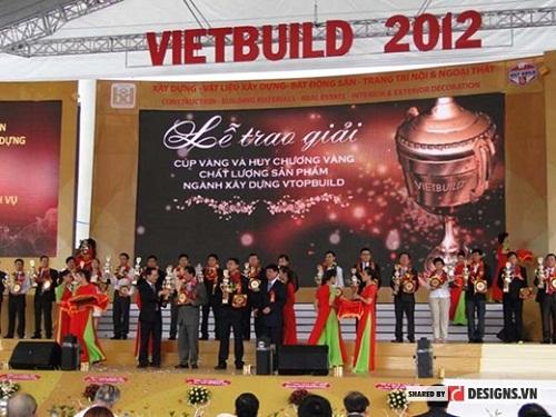 Hội chợ triển lãm quốc tế Vietbuild