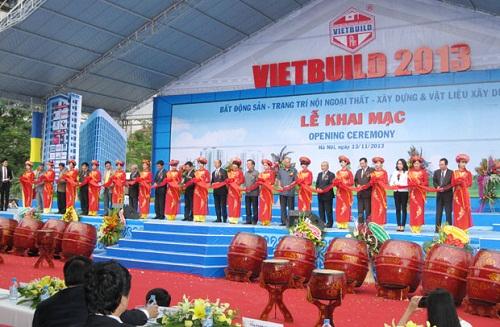Hội chợ VietBuild Hà Nội