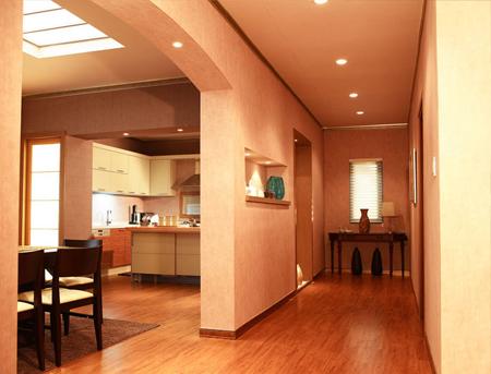 Phòng ăn với hiết kế tân cổ điển