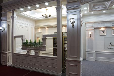 Thiết kế nhà đẹp với kiến trúc tân cổ điển