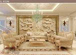 Dự án len tường - công trình biệt thự nhà ở văn phòng KDT (Nghệ An)